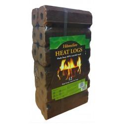 Homefire bois de chauffage – bûches en bois respectueuses de l'environnement