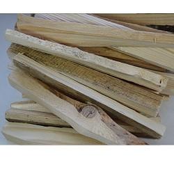 Sac de bois d'allumage séché au four de 3,5 kg